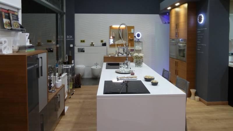Exposiciones de cocinas y ba os en barcelona cuimarc - Exposicion de banos en madrid ...